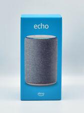 Amazon Echo (3. Generation) smarter Lautsprecher mit Alexa Blau Stoff NEU OVP