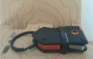 GERBER KEY NOTE pocket knife/scraper, keychain