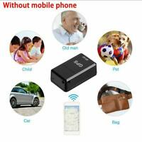 Mini GPS Tracker Anti-theft Device Smart Locator MagneticReal Time Tracking Tool
