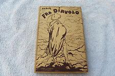 Fra Diavolo opéra comique en 3 actes Eugène Scribe D.F.E  Auber. livre n°454