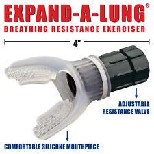 6fd96112e Expand-A-Lung ® - el Ejercitador Fitness respiración  1 Para Mayor  Resistencia