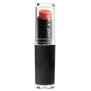 Wet n Wild Megalast Matte Lip Color Lipstick . B2G1F