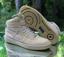 Nike Air Force 1 High Men's Size 11.5 Downtown Hi Gum LW QS Brown 638140-900