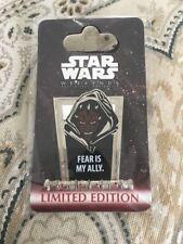 Disney Star Wars Weekends 2012 Pin-Lightsaber Darth Maul Limited Edition