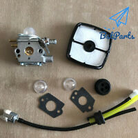 Carburetor & Repair Kit for ECHO WALBRO WT-424 WT-424C PPT2400 GT-2400 SRM-2450