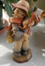 "ANRI Ferrandiz MERRY MELODY  6"" Figurine Wood Carved Carving - w/ box 32/2250"