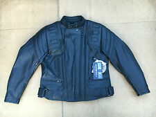 "RICHA ""BOA"" Ladies Leather Motorcycle Motorbike Jacket UK 18 (42"" chest) (B6 #2)"