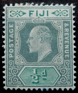 Fiji Scott # 70A, Mint Original Gum (HR)