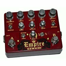 Big Joe Stomp Box Company B-502 Empire Overdrive Guitar Effect Pedal - Open Box