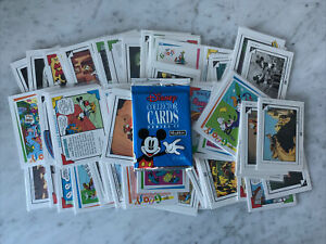 130+ Disney Collector Cards Series 2 1992 Lot by Skybox