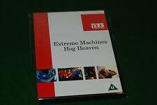HOG HEAVEN extreme machine HARLEY DAVIDSON DOCUMENTARY -  dvd rare out of print