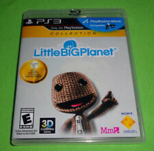 Empty Custom Case!  Little Big Planet 1 2 3 Karting - Sony PlayStation 3 PS3