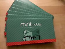 Mint Mobile Starter Kit   Verify Compatibility with our Talk, Text & Data Plans