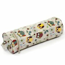 Tricoter sac & aiguille à tricoter case sac de rangement pour tricoter pins & needles hibou