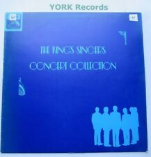 KINGS SINGERS - Concert Collection - Ex LP Record His Master's Voice CSD 3766