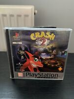 Crash Bandicoot 2, Cortex Strikes Back Playstation 1 PS1 (Platinum)