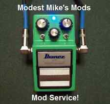 Ibanez TS9 or TS9DX Mod Service from Modest Mike's Mods