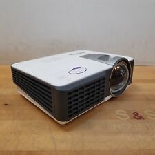 "BenQ MX813ST, 3D XGA DLP Projector w/ Speaker, 81"" XGA Picture 2700 Lumen - USED"