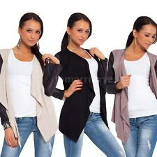Unbranded Polyester Plus Size Coats & Jackets for Women