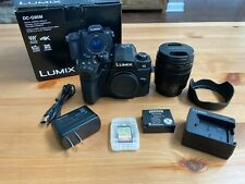 Panasonic LUMIX G95 20.3MP Camera Kit with 12-60mm Lens - Excellent Condition!