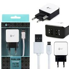 Chargeur universel double usb 1-2.1A chargeur Sony Xperia M2