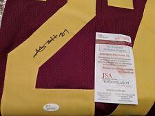 Antonio Brown Autographed Central Michigan College Jersey W/JSA COA