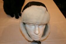 WW2 USAF B3 Pilot Leather Hat repoduction