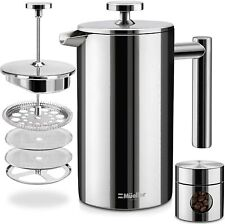 Mueller French Press Double Insulated 310 Stainless Steel Coffee Maker 4...