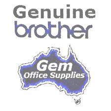 2 x GENUINE BROTHER LC-39 BLACK INK CARTRIDGES (Guaranteed Original Brother)