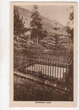 Napoleon's Tomb St Helena Vintage RP Postcard 919a
