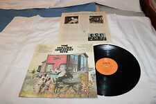 The Hollies LP with Original Record Company Sleeve-THE HOLLIES GREATEST HITS STE