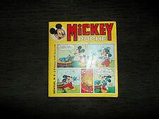 Mickey poche N° 8 Walt Disney Décembre 1974