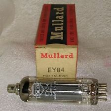 NOS Mullard EY84 vacuum tube radio TV valve, TESTED