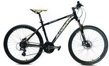 "15"" Sundeal M4 26"" Hardtail Mountain Bike Disc Shimano Altus 3x8 MSRP $499 NEW"