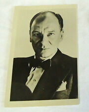 black and white photo ~ Sir John Gielgud