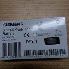 1PC Siemens PLC Battery 6ES7 291-8BA20-0XA0 ( 6ES72918BA200XA0 ) New In Box