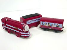 Motorized Trackmaster Caitlin Passenger Train Thomas & Friends Tank Engine