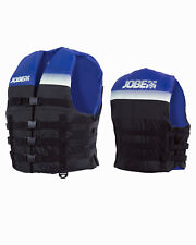 Jobe Dual Vest unisex blue Schwimmweste Wakeboard NEU Wasserski SUP Jetski  j18
