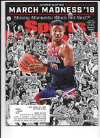 Sport's Illustrated March Madness '18 March 12, 2018