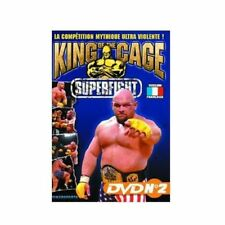 DVD  King of the cage Superfight en dvd