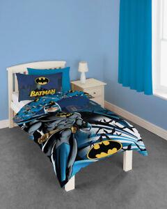 Official DC Comics Batman Dark Knight Single Duvet Cover & Pillow Case Set