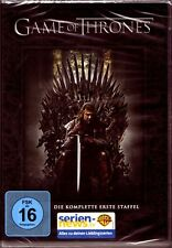 GAME OF THRONES, Staffel 1 (5 DVDs) NEU+OVP