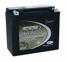 SSB HVT1 12V 450CCA Dry Cell Motorbike Battery