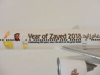 EMIRATES YEAR OF ZAYED 2018 Boeing 777-300ER 1/200 Herpa Snap Fit 611985 777