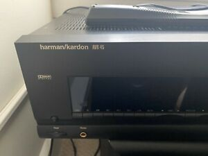 Harmon Kardon AVR-45 AM/FM AV 5.1 Channel Home Theater Receiver