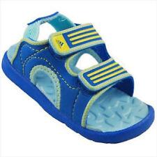 purchase cheap e5853 c82cb New listingadidas Infants Boys Blue Akwah 6 Sandals size 7 B35