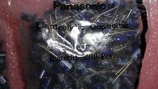 (LOT OF 200)  22uf 100v Aluminum Electrolytic Capacitor thru-hole Radial