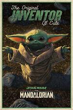 Star Wars - The Mandalorian -  Inventor - Poster Plakat Größe 61x91,5cm