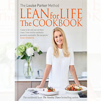 The Louise Parker Method: Lean for Life: The Cookbook NEW BRAND UK