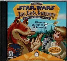 Lot of 15 Star Wars Jar Jar's Journey Adventure Book Pc Sealed New Jewel Case